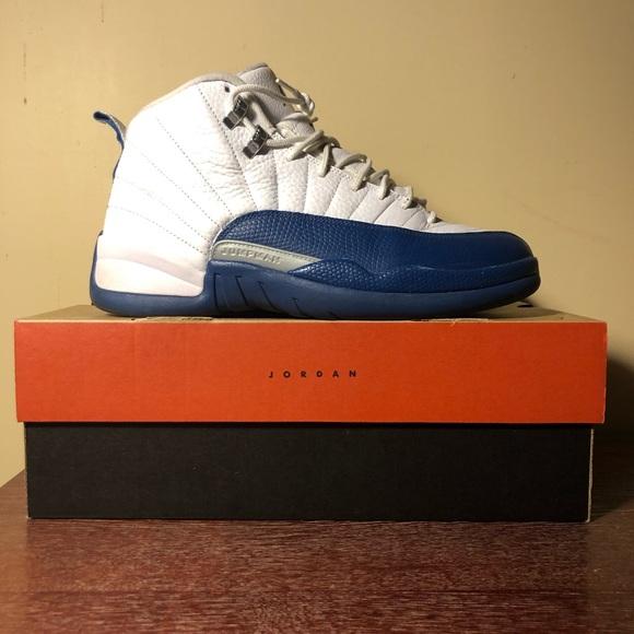 90510ef1a05 Jordan Shoes | Og 2016 French Blue 12s | Poshmark
